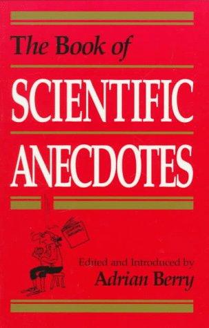 The Book of Scientific Anecdotes als Taschenbuch