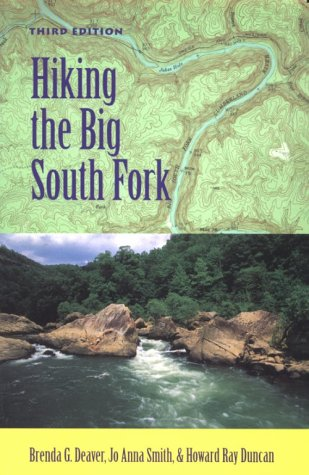 Hiking the Big South Fork als Taschenbuch
