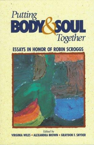 Putting Body & Soul Together als Taschenbuch