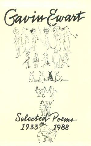 Selected Poems 1933-1988 als Taschenbuch