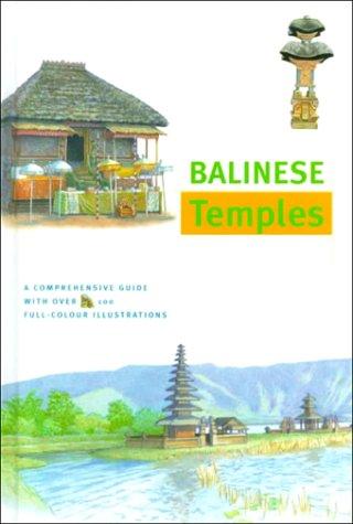 Balinese Temples als Buch