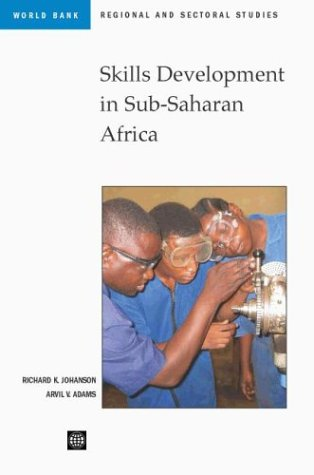 Skills Development in Sub-Saharan Africa als Taschenbuch