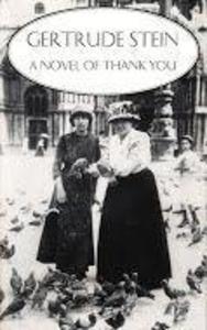 Novel of Thank You als Taschenbuch