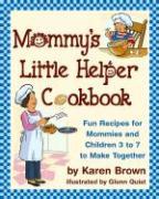 Mommy's Little Helper Cookbook als Taschenbuch