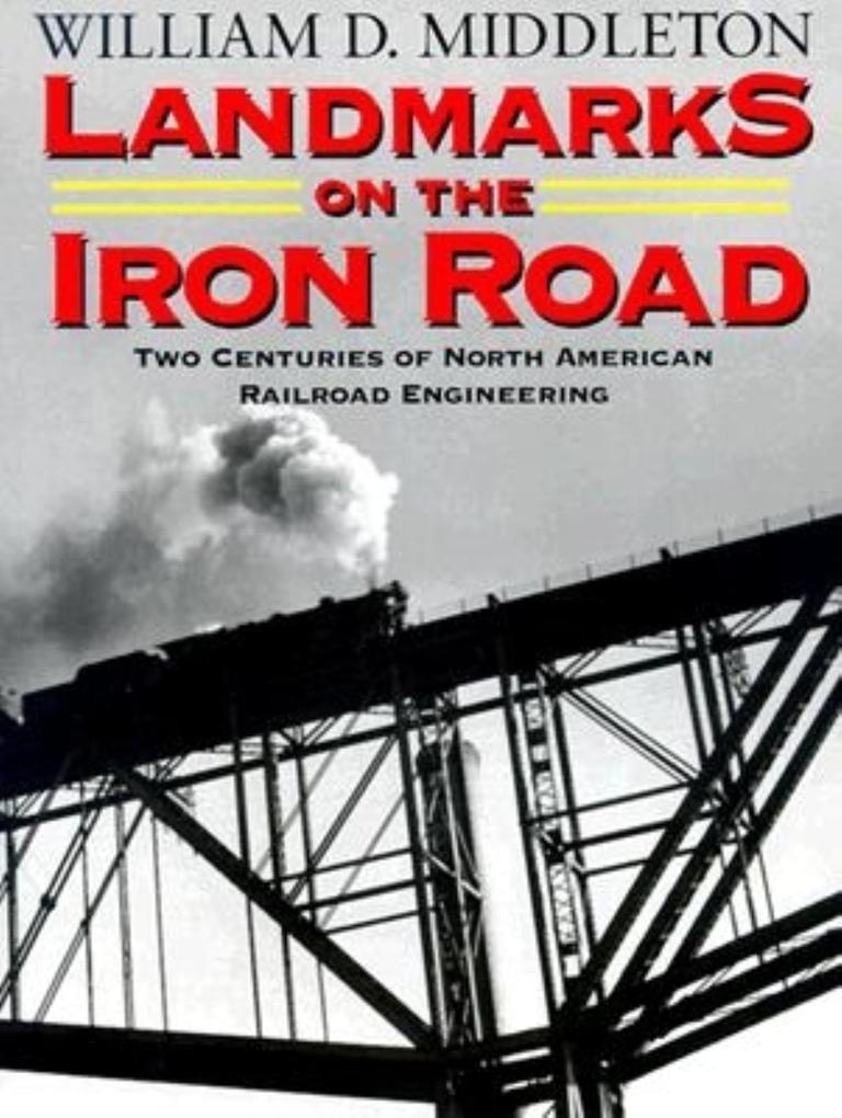 Landmarks on the Iron Road als Buch (gebunden)