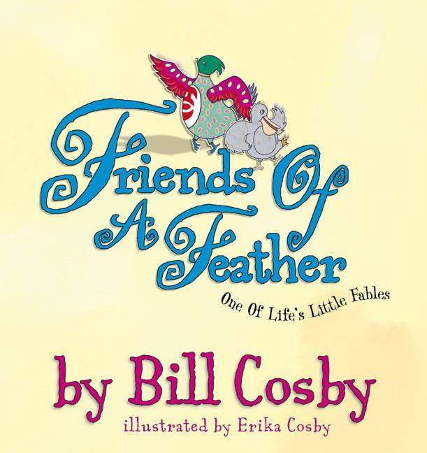 Friends of a Feather: One of Life's Little Fables als Buch (gebunden)
