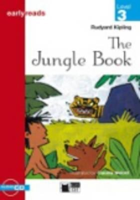 Jungle Book+cd als Taschenbuch
