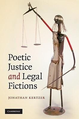 Poetic Justice and Legal Fictions als Buch (gebunden)
