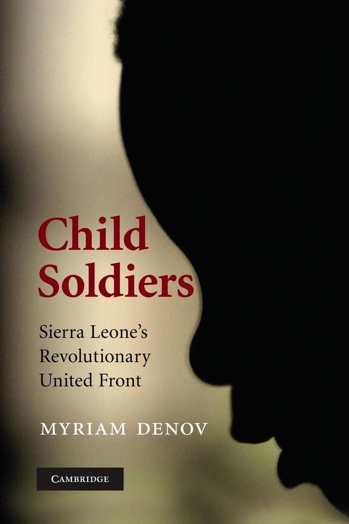 Child Soldiers als Taschenbuch