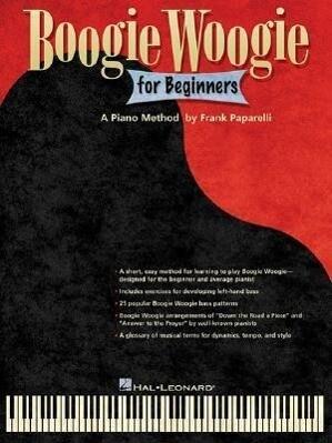 Boogie Woogie for Beginners als Buch (gebunden)