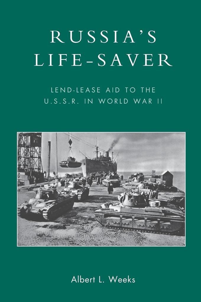 Russia's Life-Saver als Taschenbuch