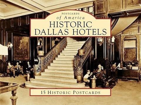 Historic Dallas Hotels als Blätter und Karten