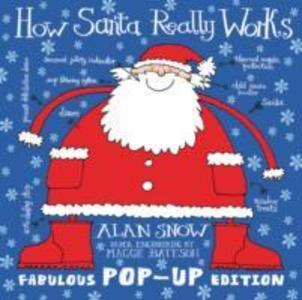 How Santa Really Works Pop-Up als Buch (gebunden)