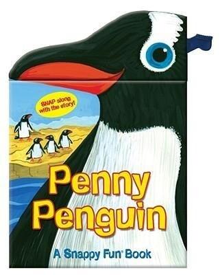Penny Penguin als Buch (kartoniert)