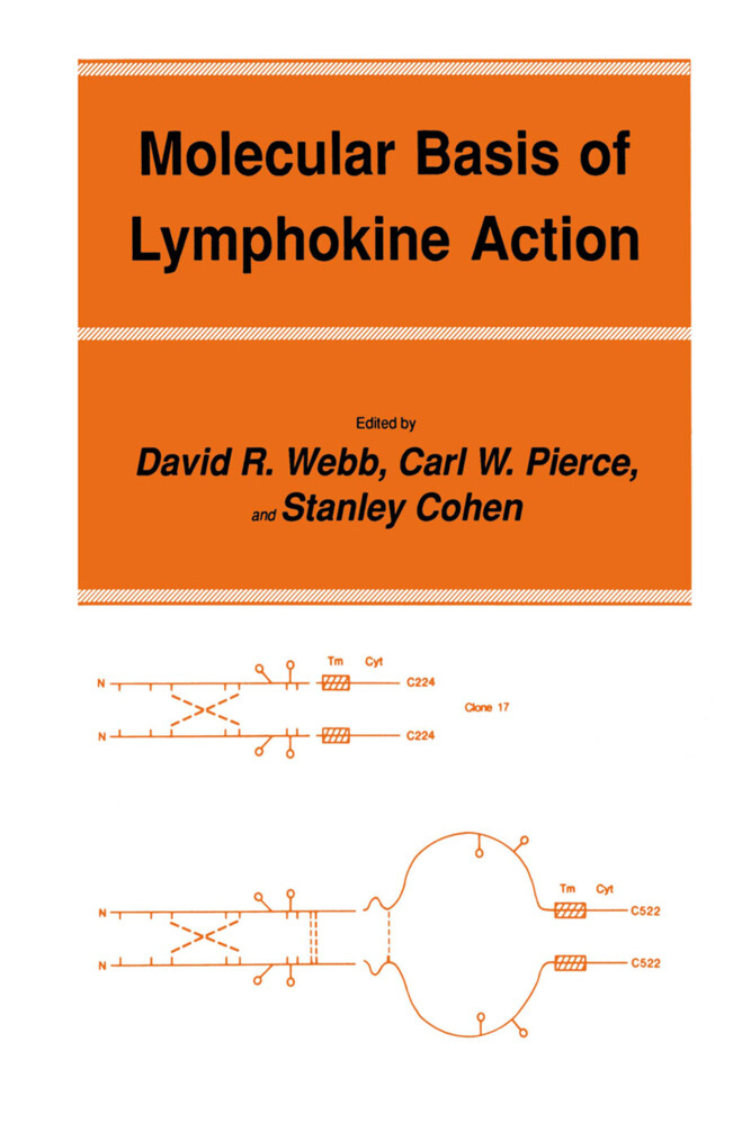 Molecular Basis of Lymphokine Action als Buch (gebunden)