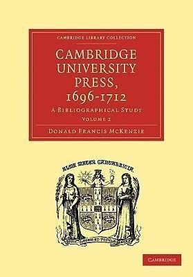 Cambridge University Press, 1696-1712 als Taschenbuch