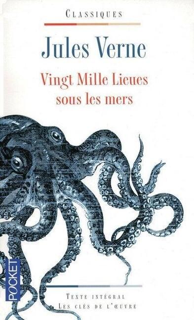 Vingt Mille Lieues sous les mers als Taschenbuch