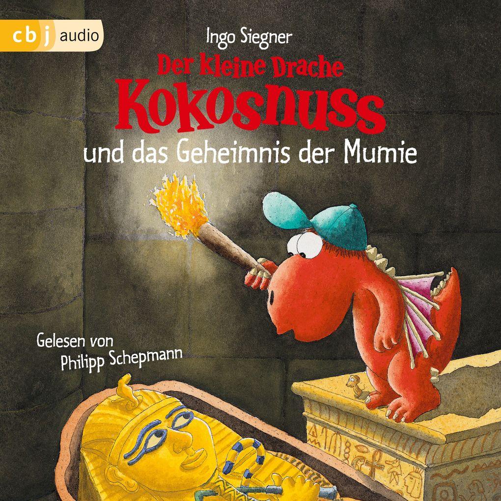 Der kleine Drache Kokosnuss und das Geheimnis der Mumie als Hörbuch Download