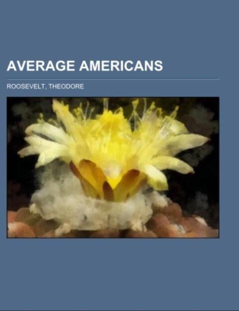 Average Americans als Taschenbuch