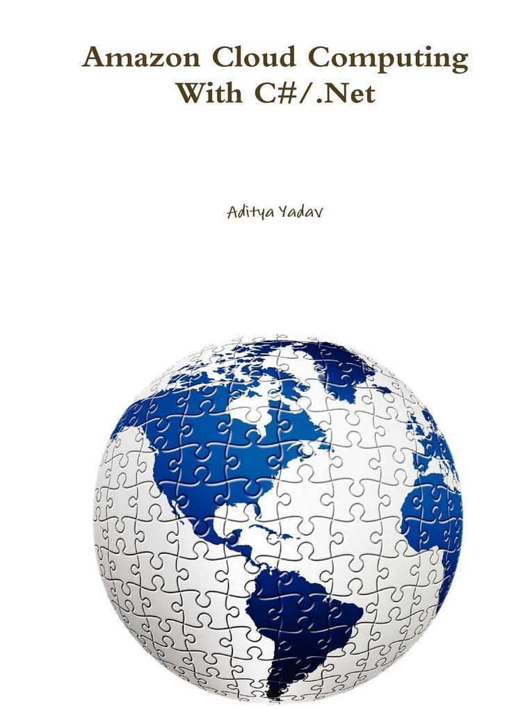 Amazon Cloud Computing With C#/.Net als Taschenbuch