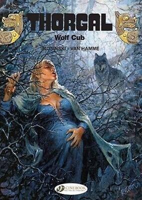 Thorgal Vol.8: Wolf Cub als Taschenbuch