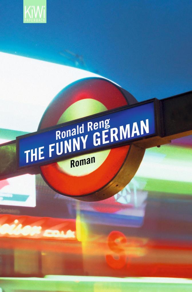 The Funny German als eBook epub