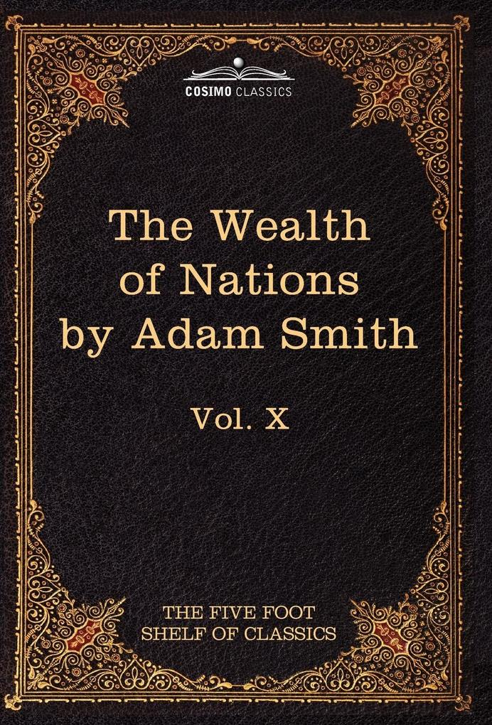 An Inquiry Into the Nature and Causes of the Wealth of Nations als Buch (gebunden)