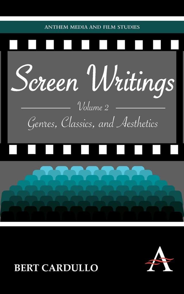 Screen Writings als Buch (gebunden)