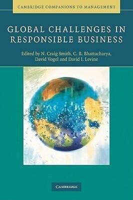 Global Challenges in Responsible Business als Taschenbuch