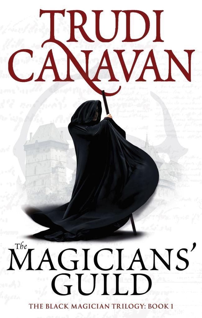 The Magicians' Guild als Taschenbuch