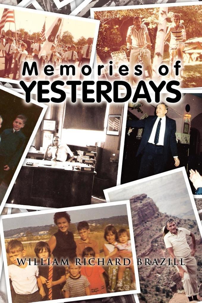 Memories of Yesterdays als Taschenbuch