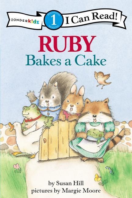 Ruby Bakes a Cake als Taschenbuch