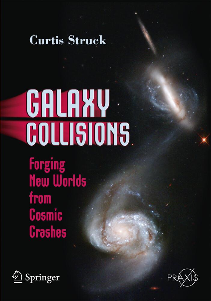 Galaxy Collisions als Buch (kartoniert)