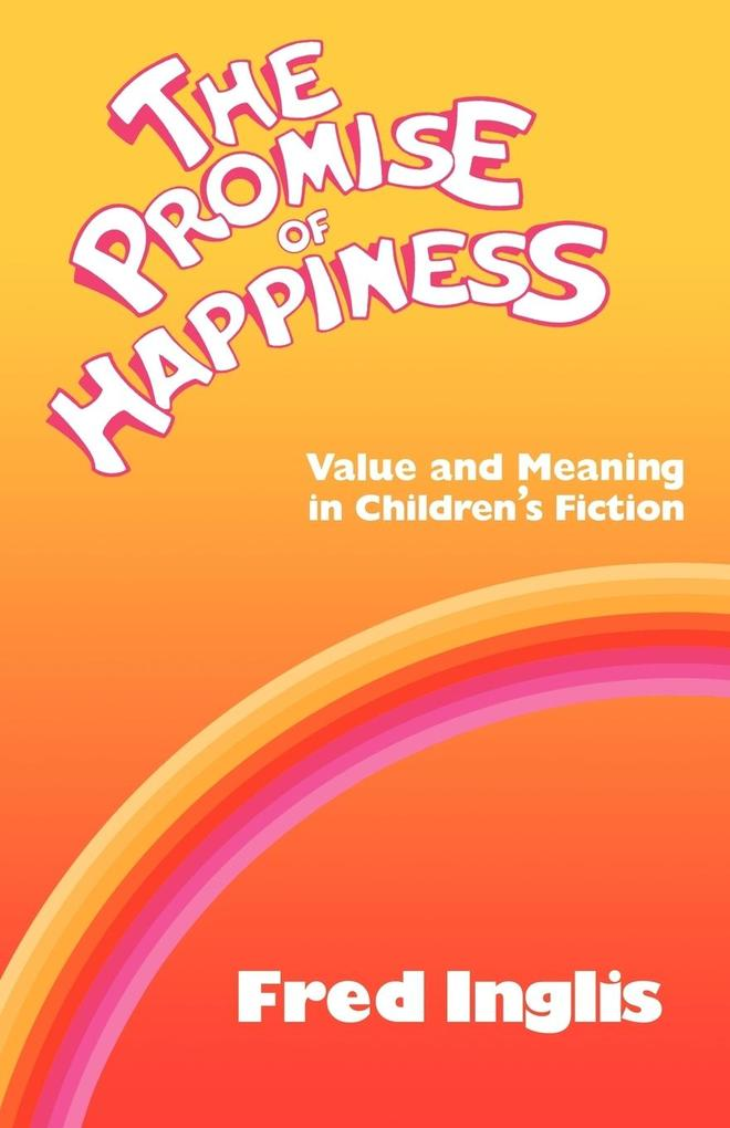 The Promise of Happiness als Taschenbuch