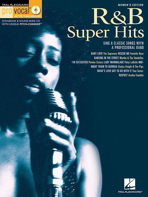 R&B Super Hits [With CD (Audio)] als Taschenbuch