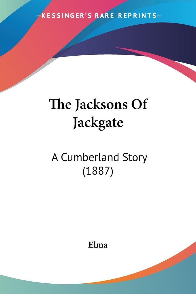The Jacksons Of Jackgate als Taschenbuch