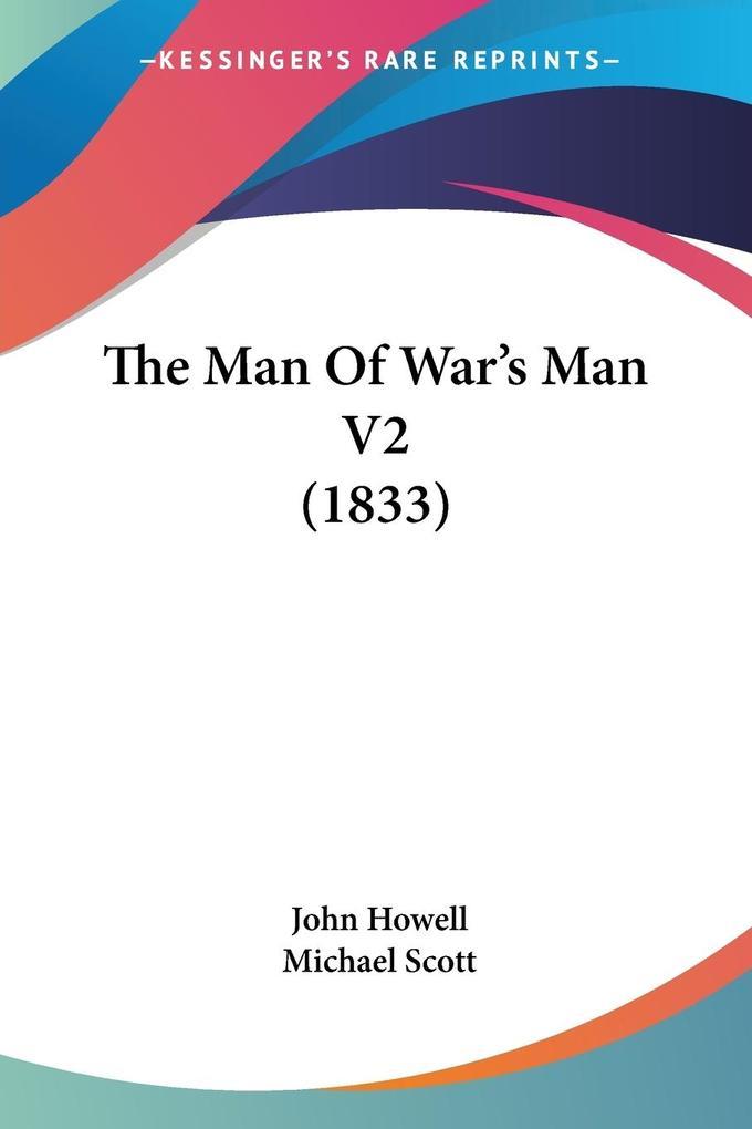 The Man Of War's Man V2 (1833) als Taschenbuch