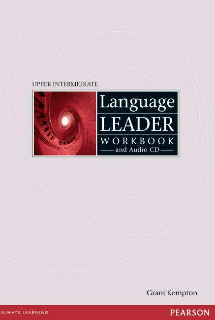 Language Leader Upper-Intermediate Workbook Without Key and Audio CD Pack als Buch (kartoniert)