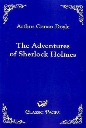 The Adventures of Sherlock Holmes als Buch (kartoniert)