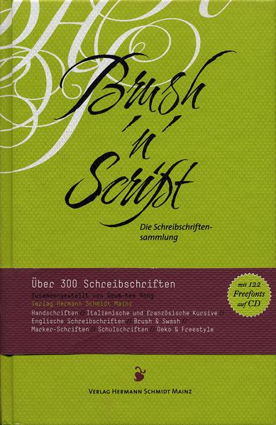 Brush 'n' Script als Buch (gebunden)