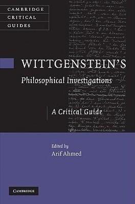 Wittgenstein's Philosophical Investigations: A Critical Guide als Buch (gebunden)