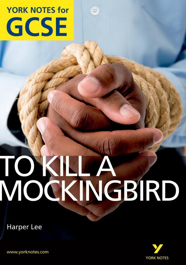 To Kill a Mockingbird: York Notes for GCSE (Grades A*-G) als Buch (kartoniert)