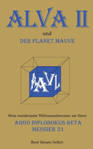 Alva2 als Buch (kartoniert)