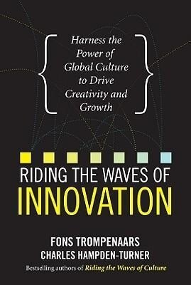 Riding the Waves of Innovation: Harness the Power of Global Culture to Drive Creativity and Growth als Buch (gebunden)