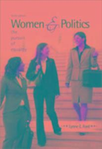 Women and Politics: The Pursuit of Equality als Taschenbuch