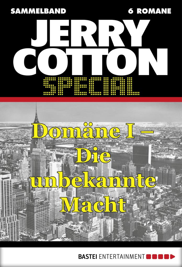 Jerry Cotton Special - Sammelband 1 als eBook epub