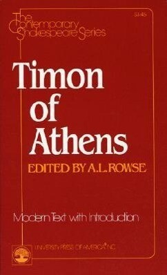 Timon of Athens als Taschenbuch