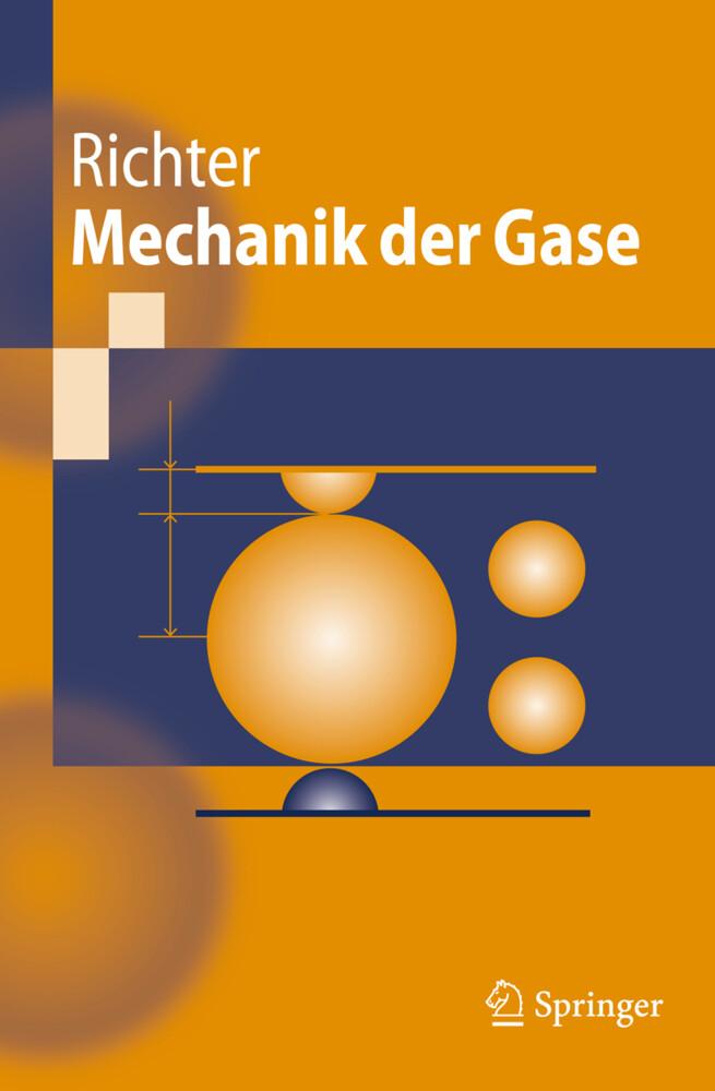 Mechanik der Gase als Buch (gebunden)