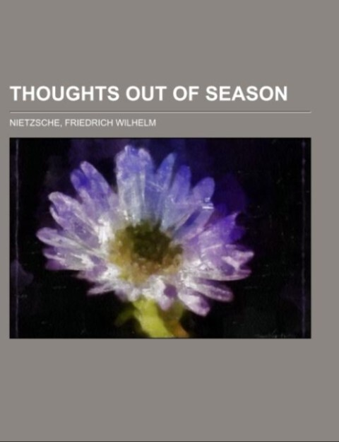 Thoughts out of Season Volume I als Taschenbuch