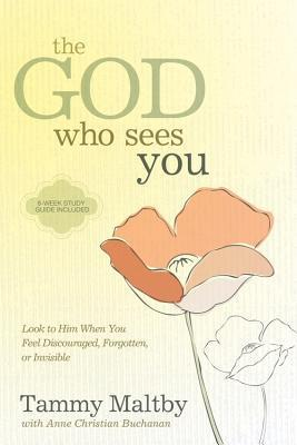 The God Who Sees You: Look to Him When You Feel Discouraged, Forgotten, or Invisible als Taschenbuch